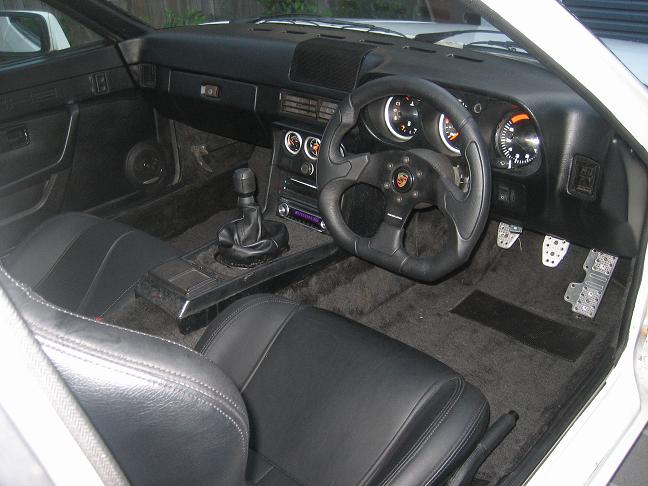 924Board.org :: View topic - Best 924 interior